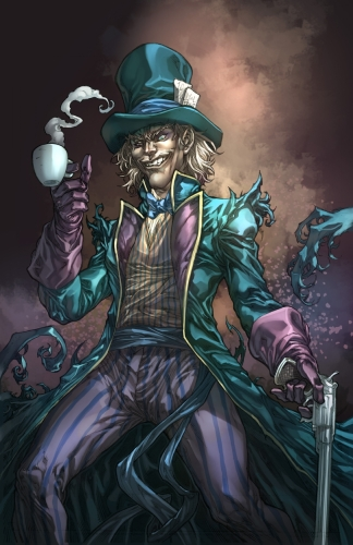 DC Comics - Mad Hatter