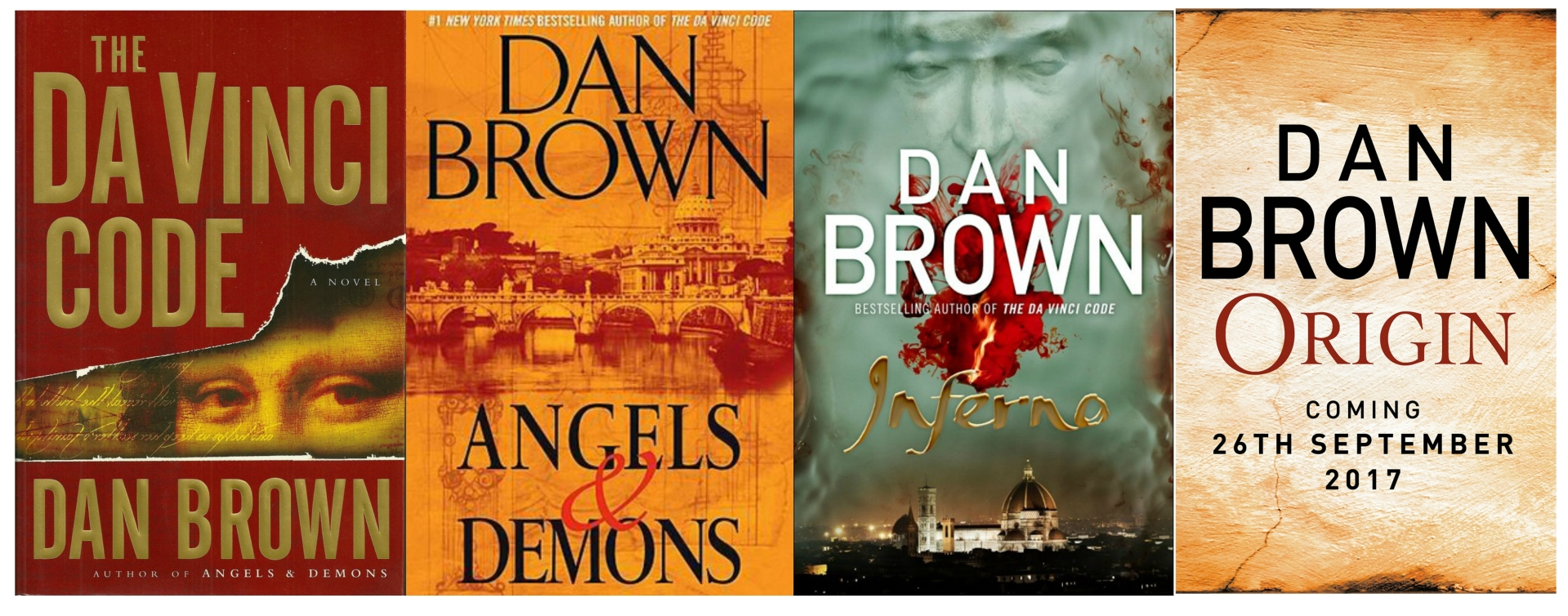 my recommendation of the da vinci code by dan brown Q&a with dan brown for the da vinci code (the young adult  spurred your decision to create the ya adaptation of the da vinci code.