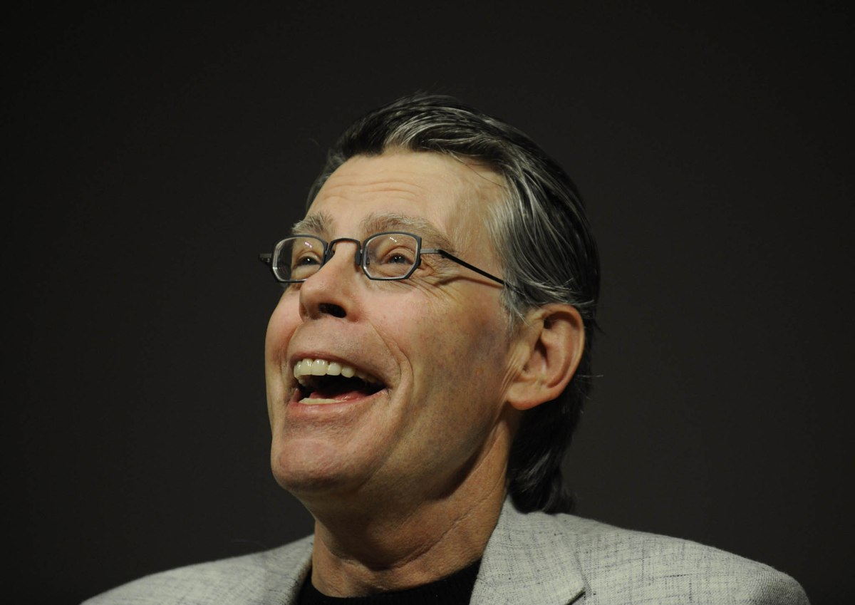 5 Reasons Why You Should Be Reading Stephen King