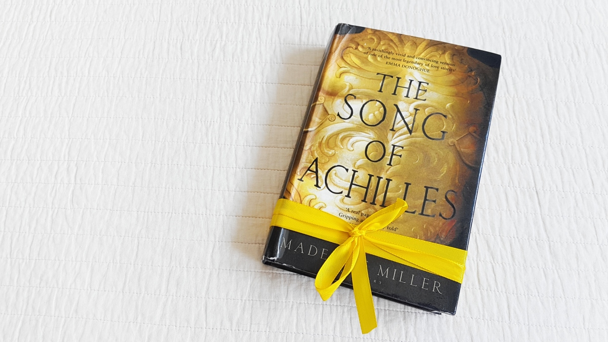[Book Recommendation] Madeline Miller: The Song of Achilles