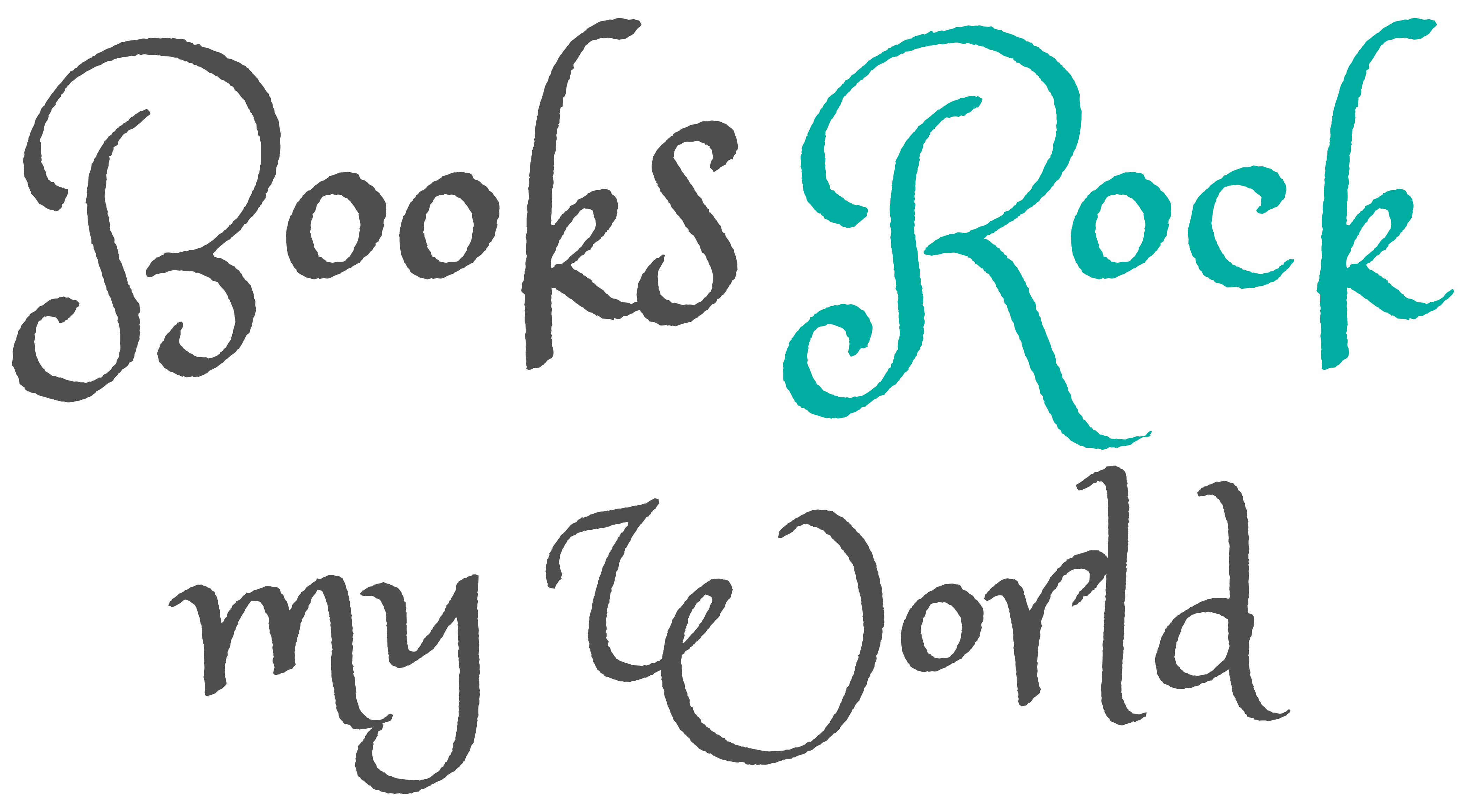 Books Rock My World